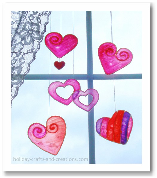 Valentine 39 s day crafts for kids via pinterest for Valentine craft projects kids