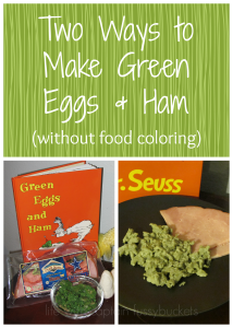 natural green eggs