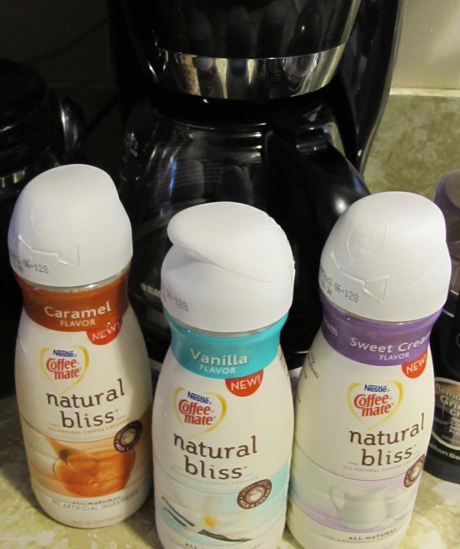 natural bliss creamer