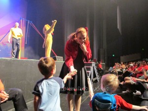 Emma - the new yellow Wiggle