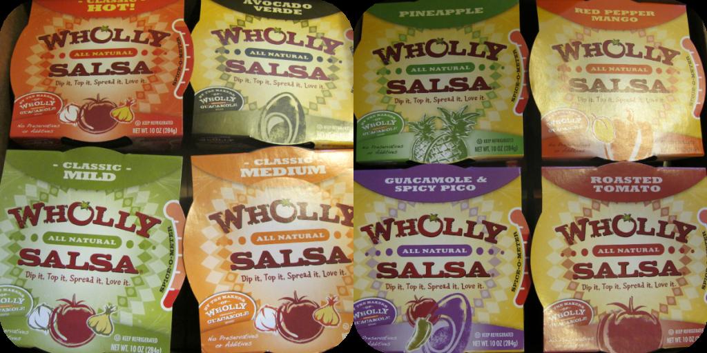 wholly salsa