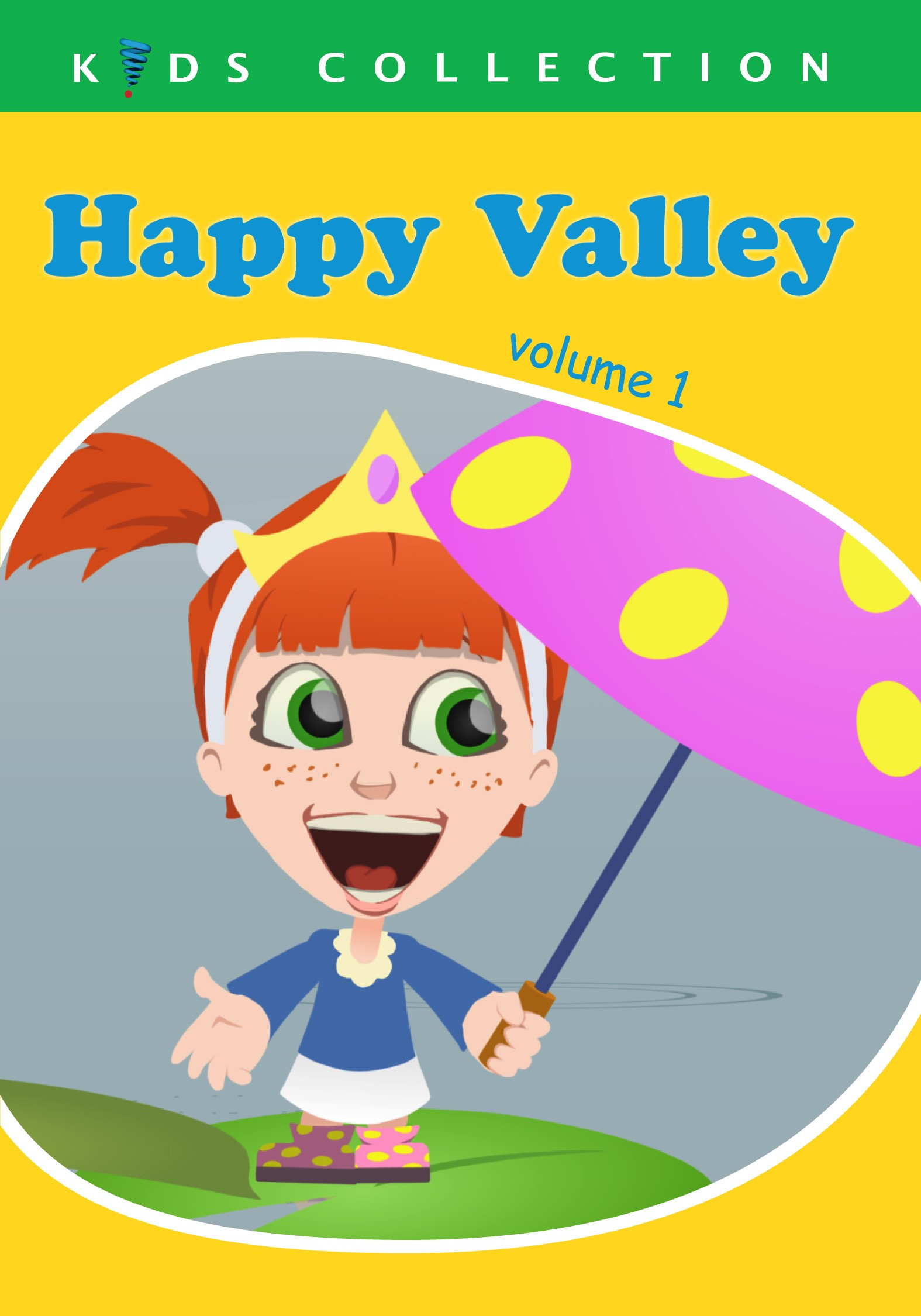 Kids dvd archives ginger casa for Domon happy valley