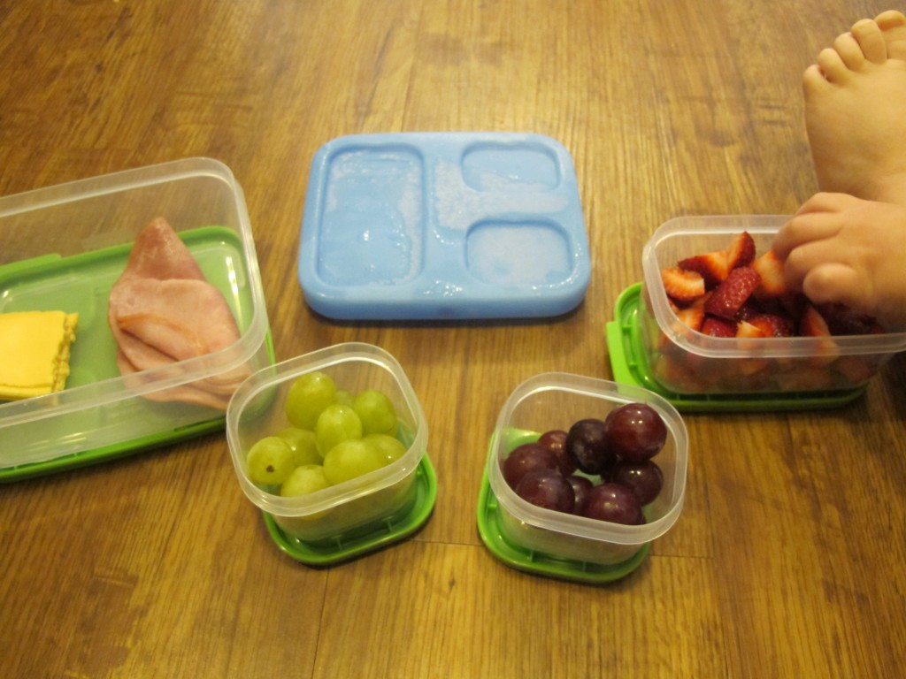 makes lunch easy!