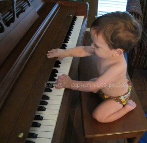 piano toddler