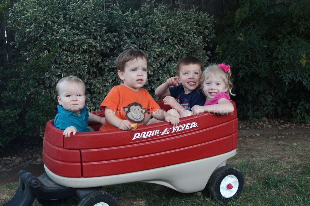 wagon kids