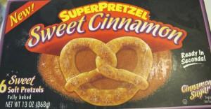 sweet cinnamon