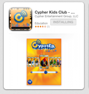 Cypher Kids