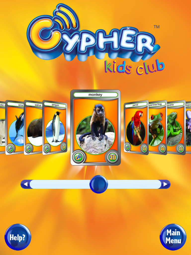 Cypher Kids Cards