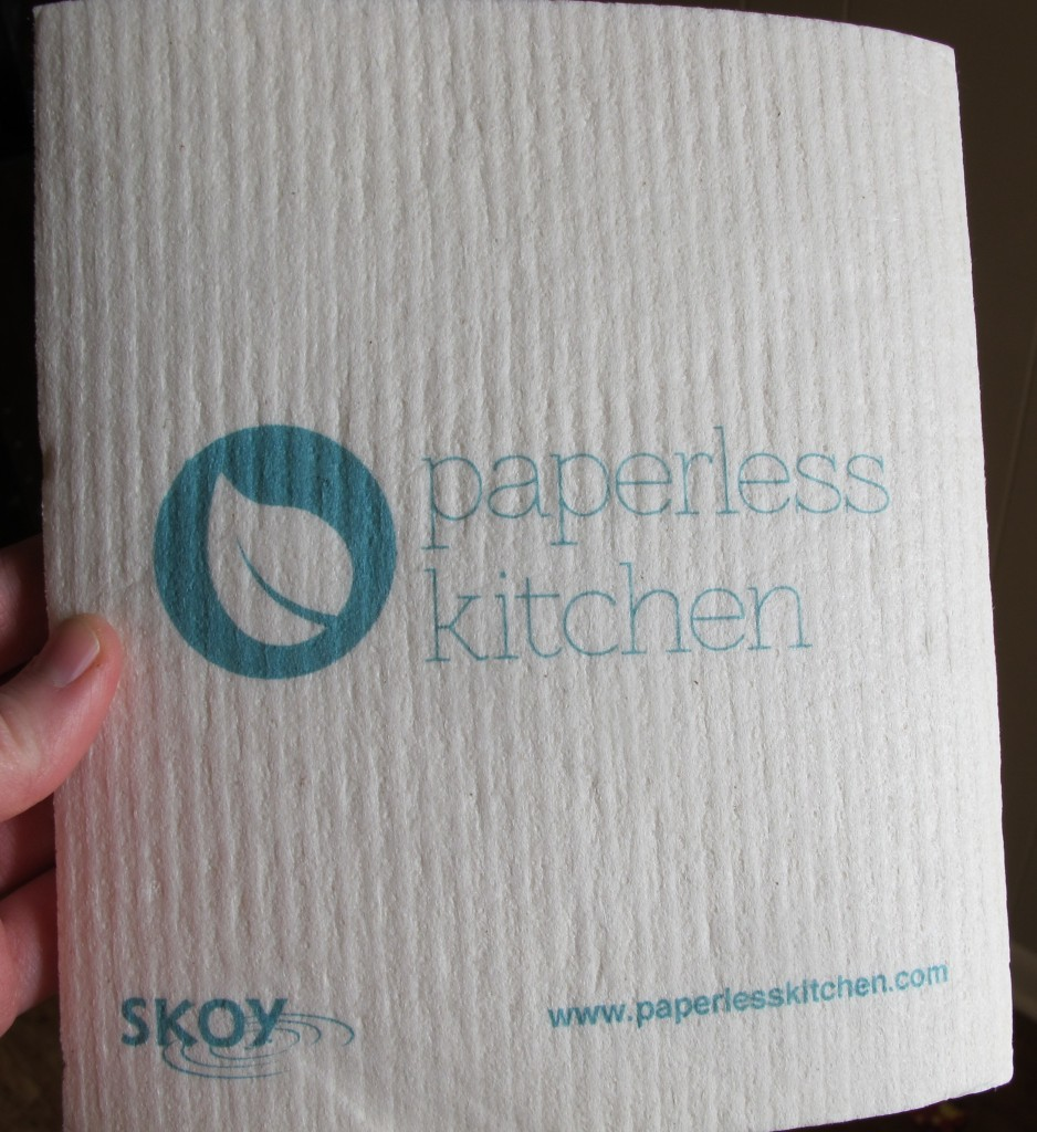 Paperless kitchen