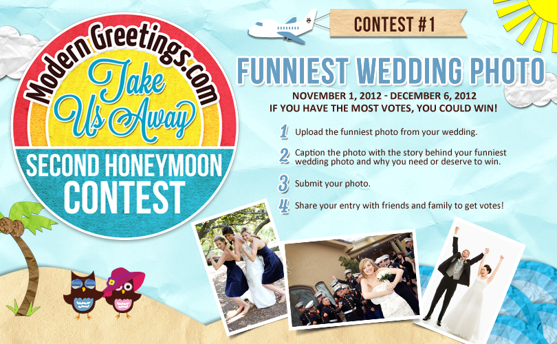 Funniest Wedding Picture Contest