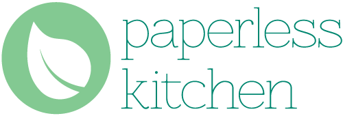 paperless kitchen