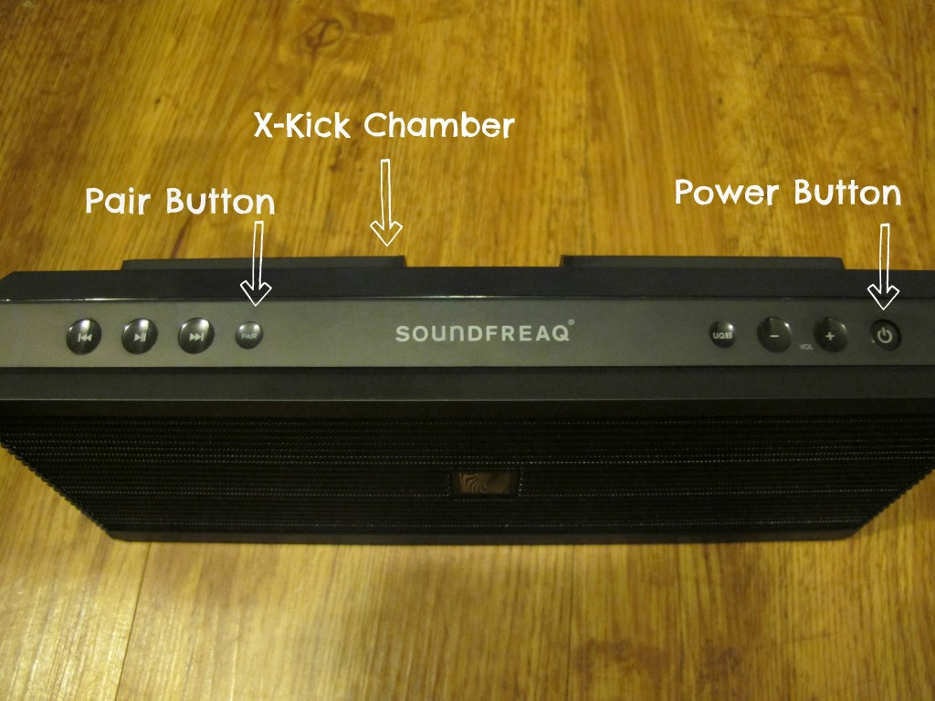sound kick