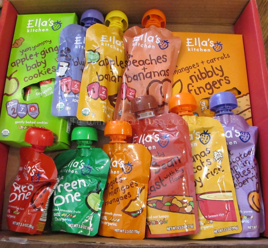 Ella Kitchen: Delicious, Organic Food For Babies & Toddlers