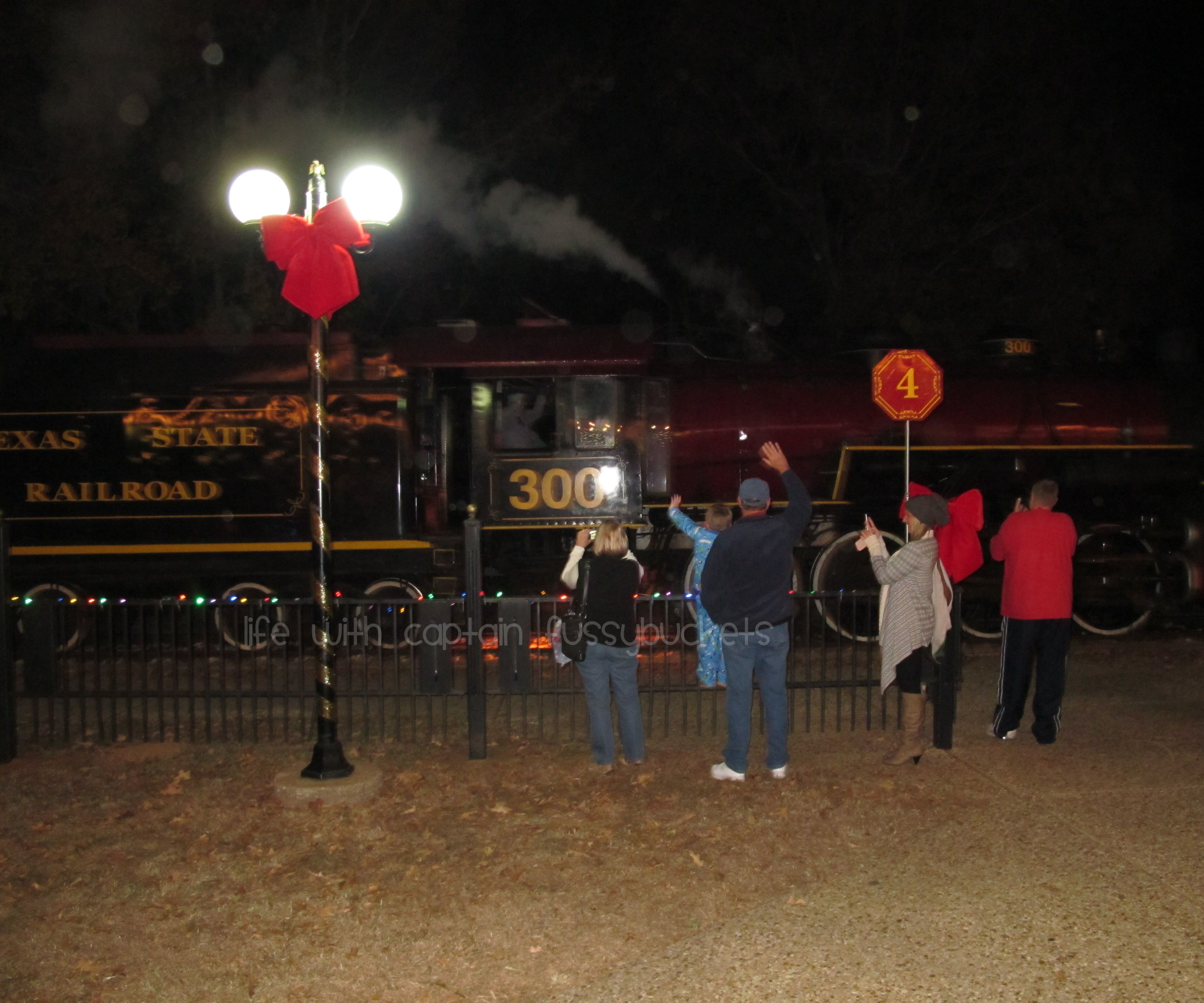 The polar express train ride in texas images thecelebritypix