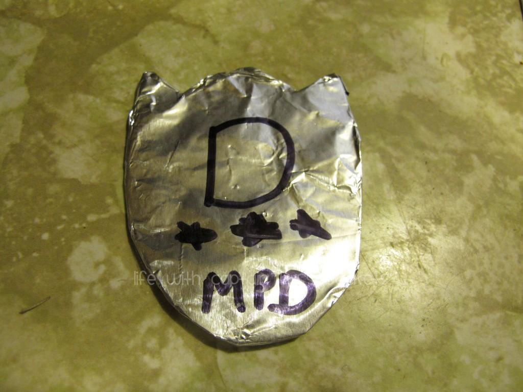 badge craft
