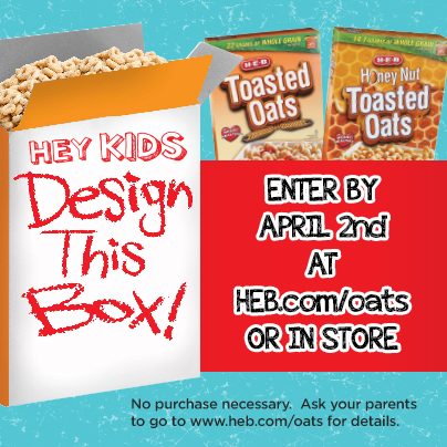 toasted oats cereal contest