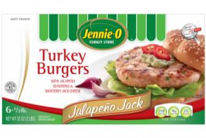 guacamole jalapeno jack turkey burger