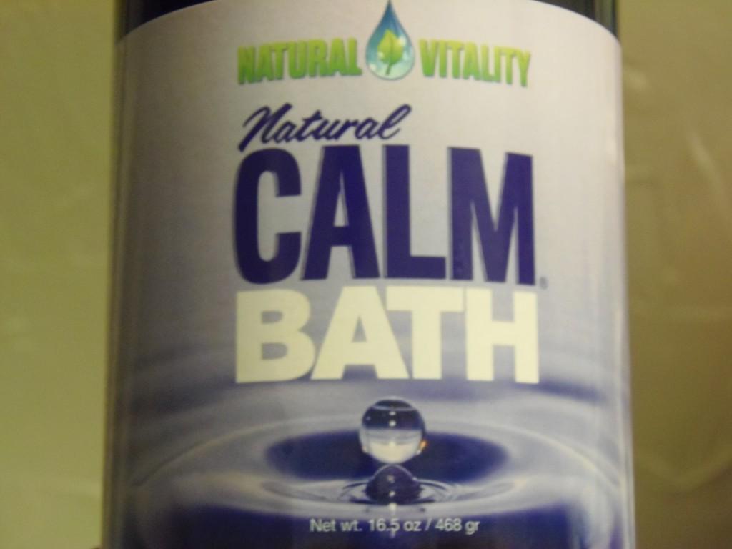 Natural Calm Bath