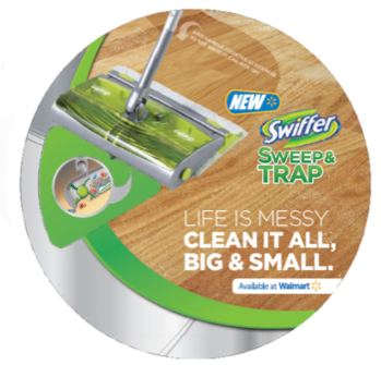 sweep & trap