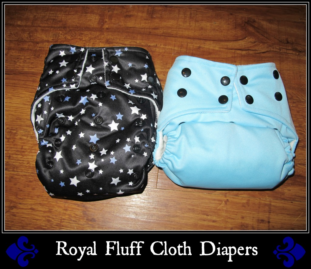 Royal Fluff Cloth Diapers