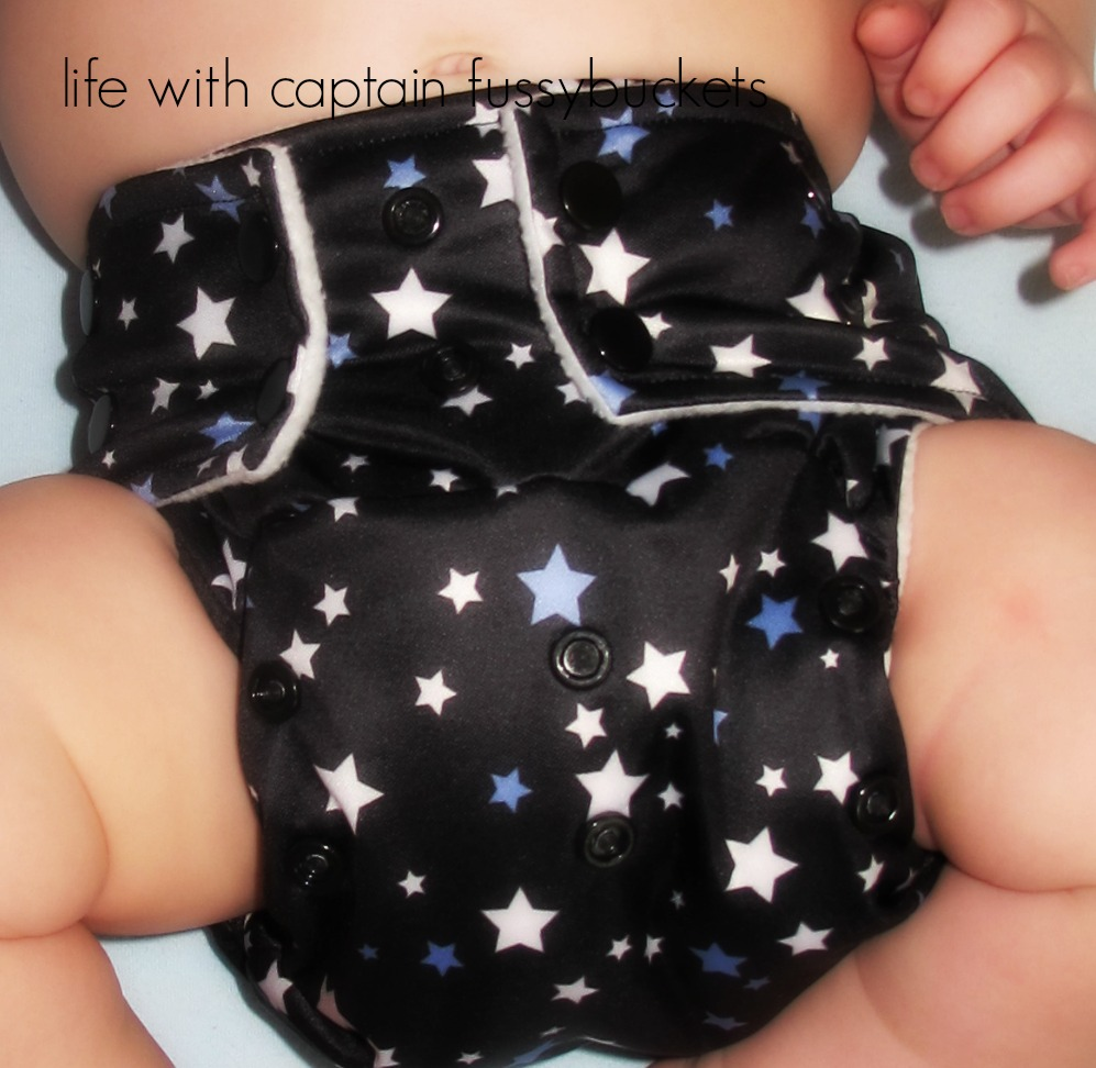 Royal Fluff Cloth Diaper