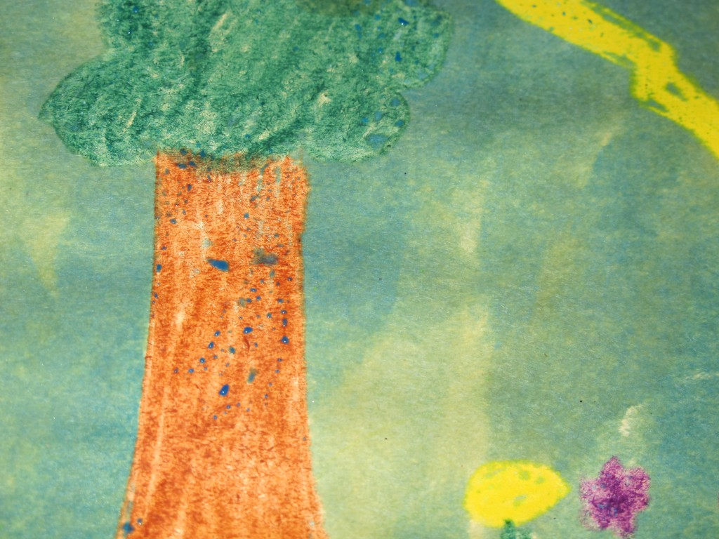 Stormy Day Craft for Kids