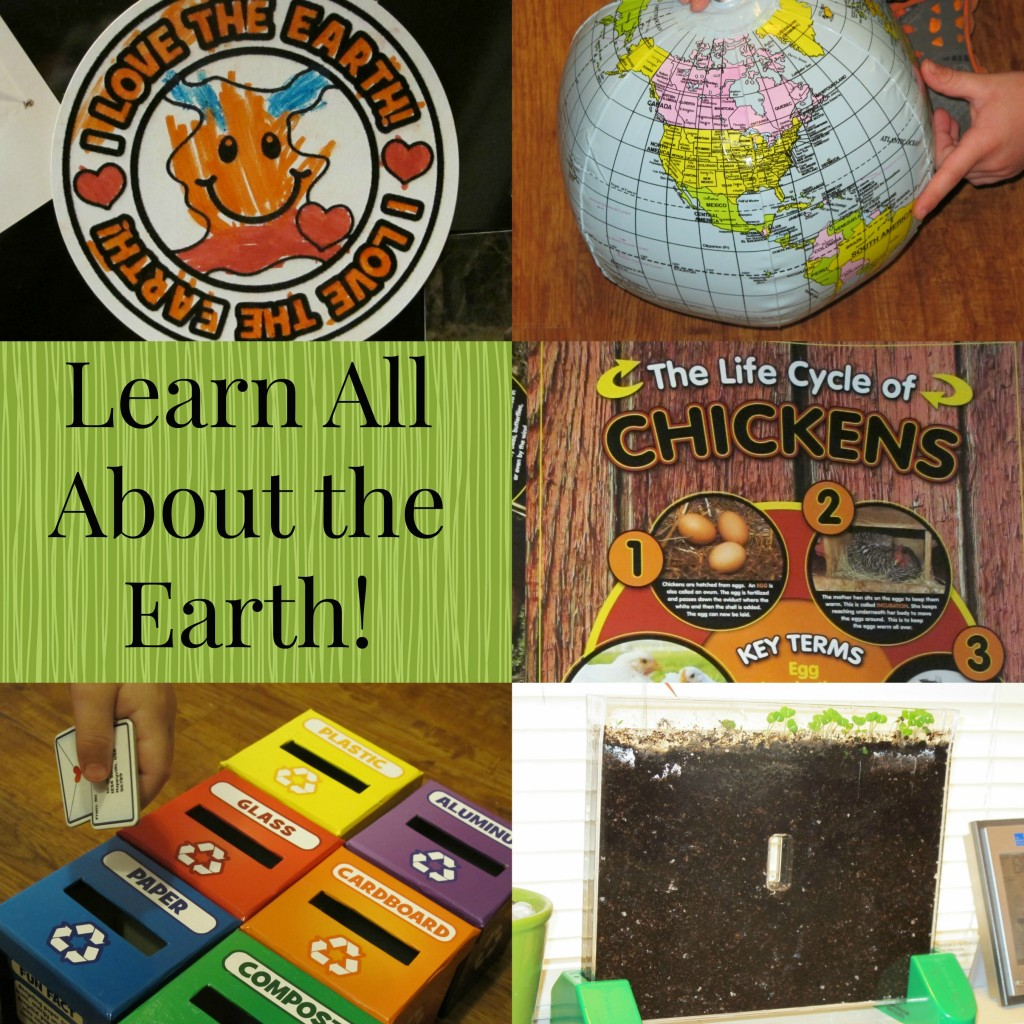 Earth Day Education
