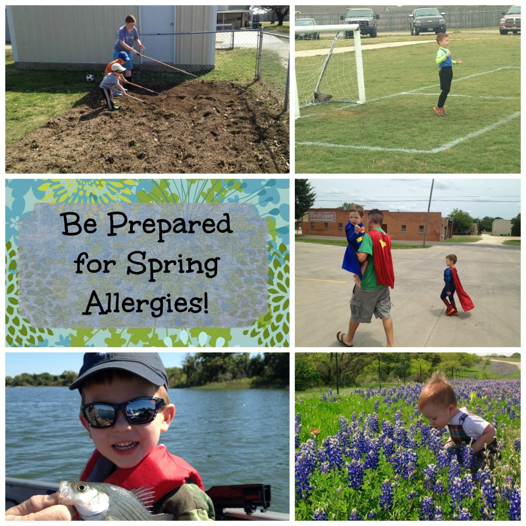 Spring Allergy Issues #shop #CollectiveBias