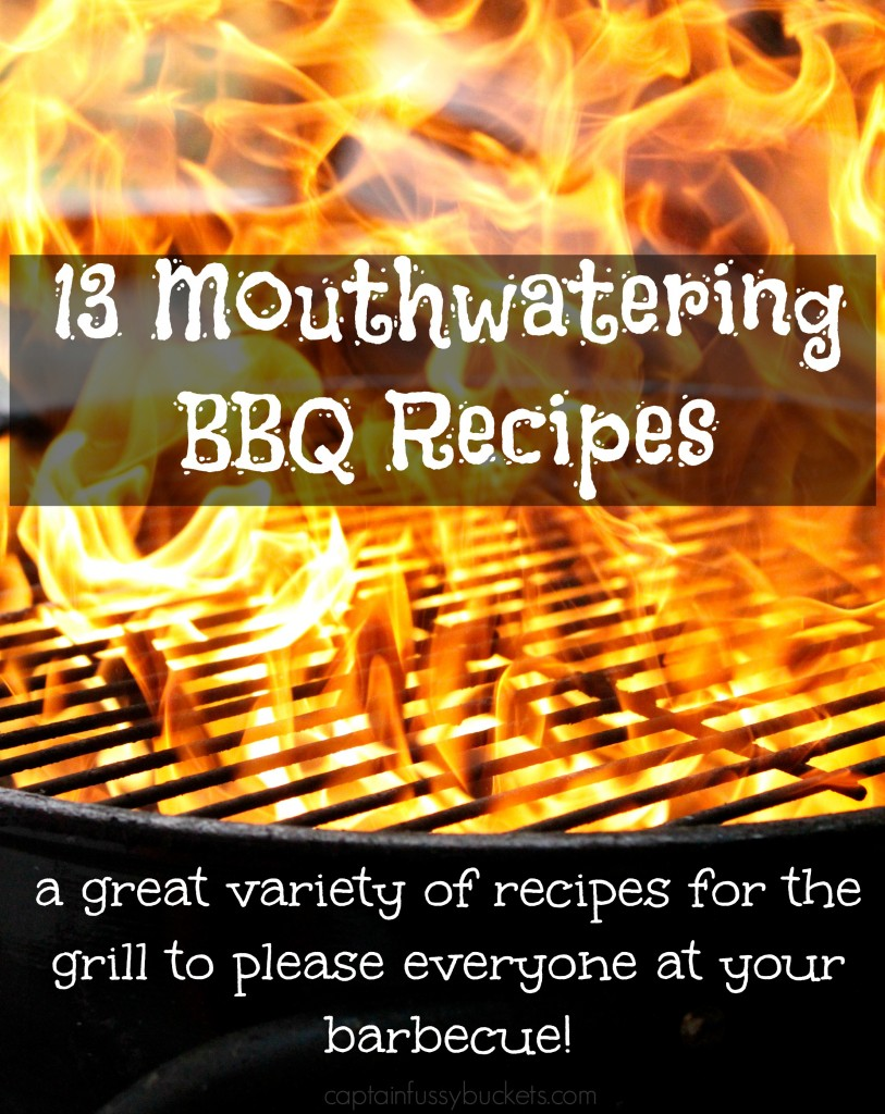 13 Mouthwatering BBQ Recipes