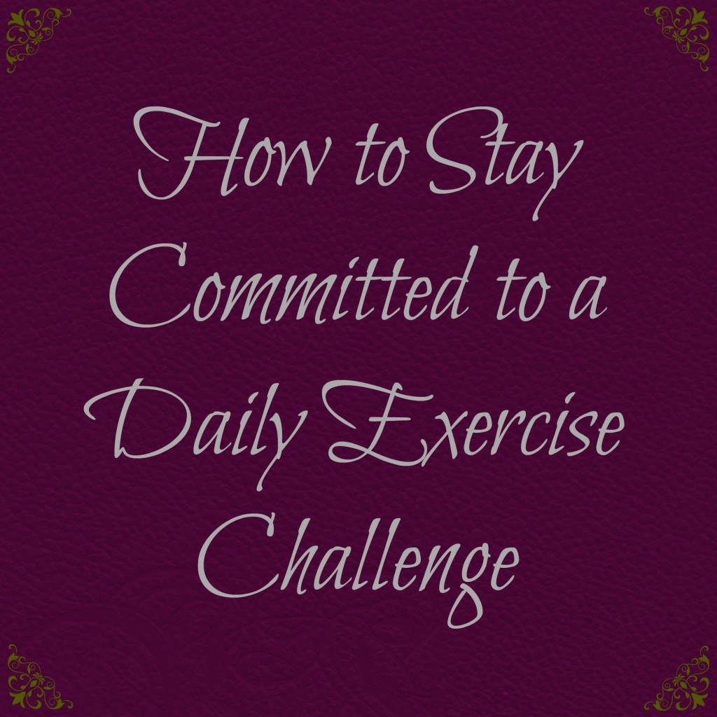 daily exercise challenge