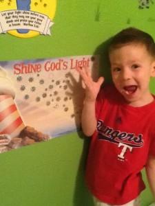 Shine God's Light!