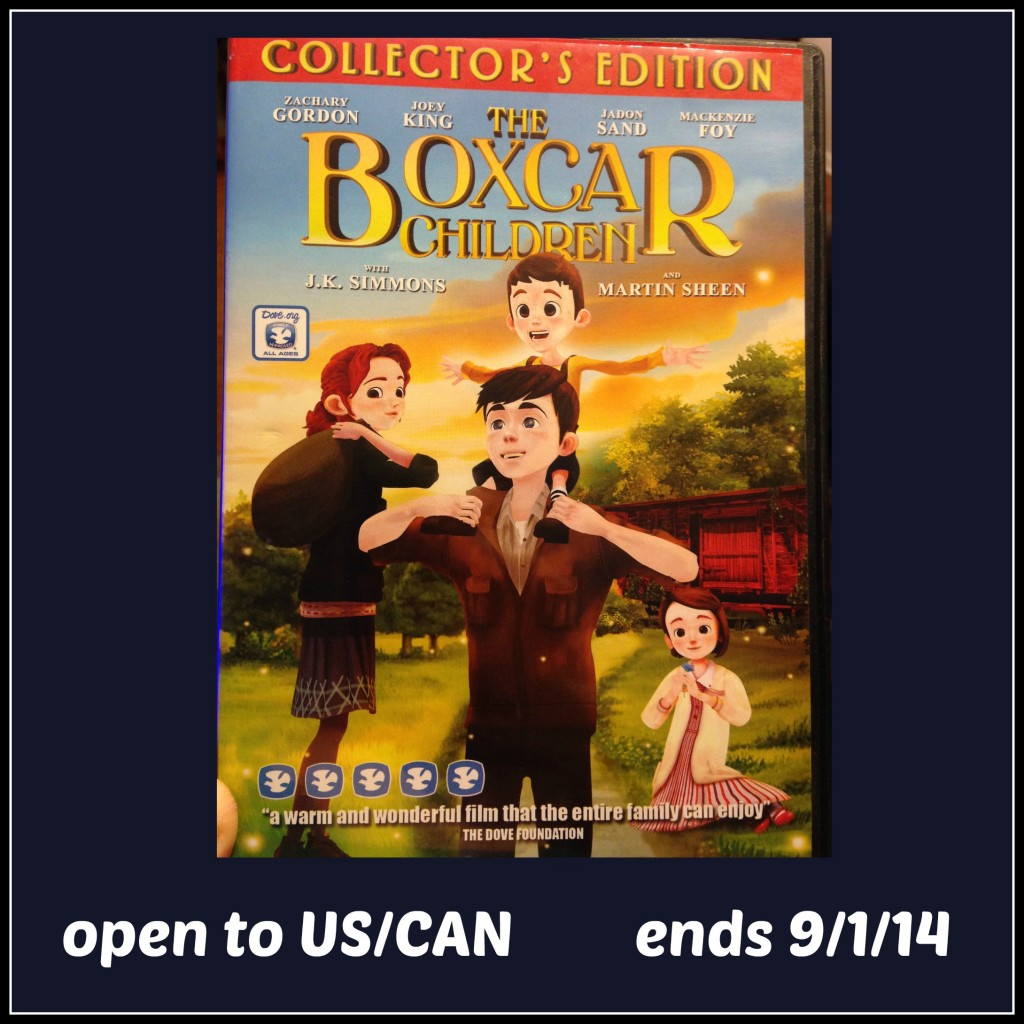Boxcar Children #win