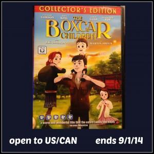 Boxcar Children #win