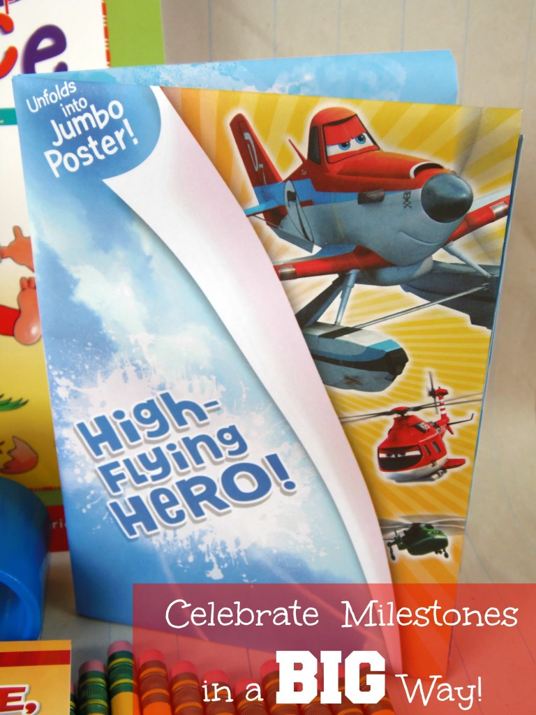 Celebrate Milestones in a Big Way! #kidscards #shop #cbias