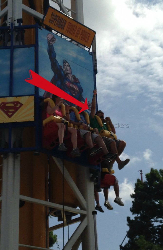superman six flags