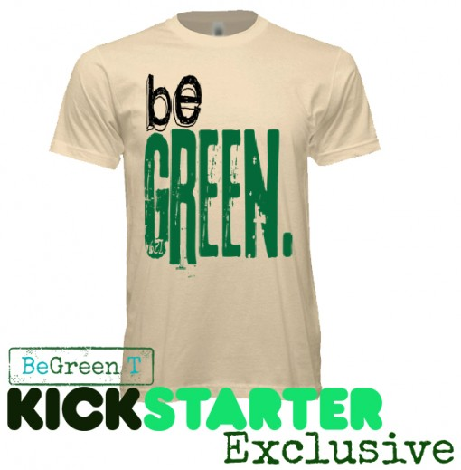 BeGreen-T-Kickstarter-Exclusive-T-shirt-510x519