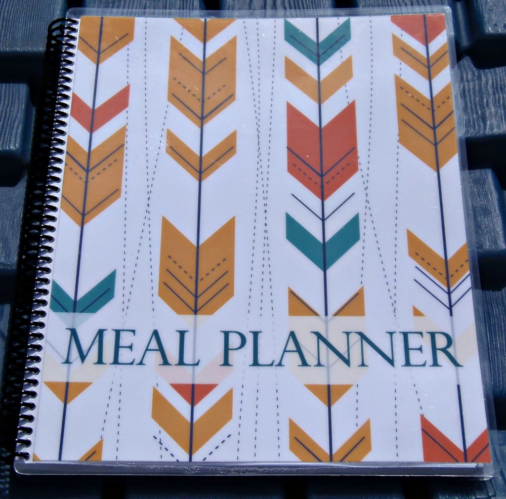 Simplify Your Busy Days with a Meal Planner from Carrie Elle