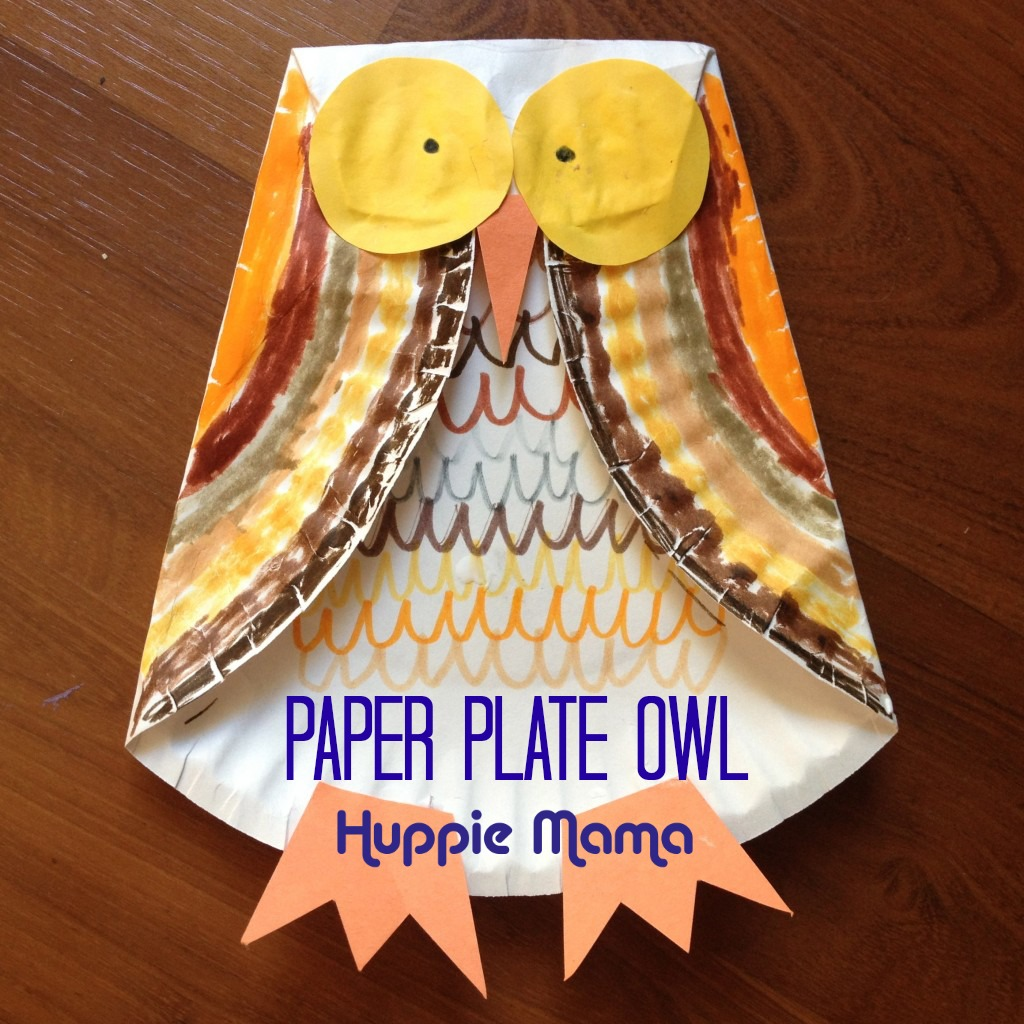 Paper-Plate-Owl1