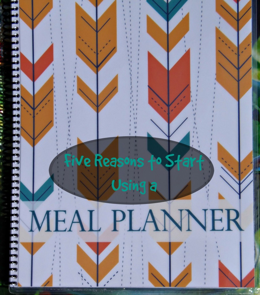 Five Reasons to Start Using a Meal Planner