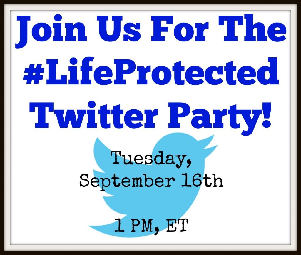 #LifeProtected