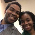 Jennifer and Tony - DFW Bloggers