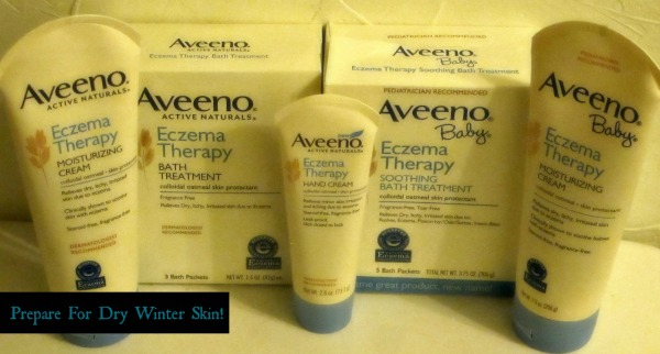 aveeno #AveenoEczemaTherapy