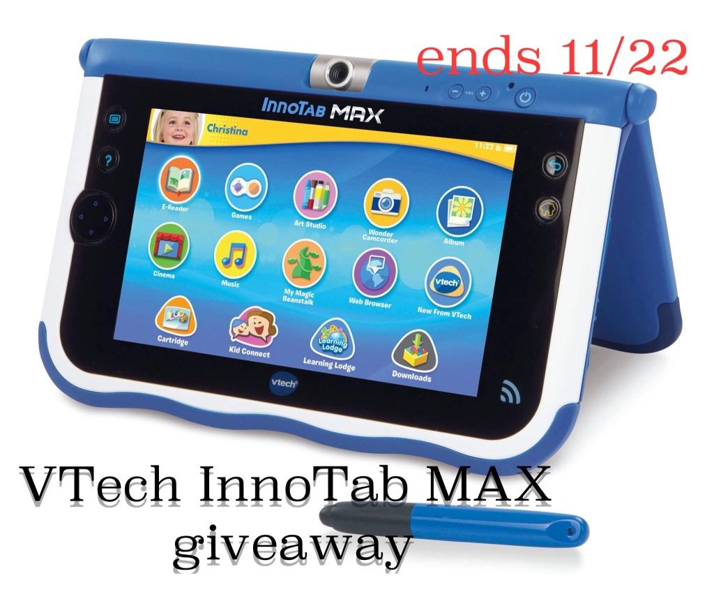 VTech InnoTab Max Giveaway
