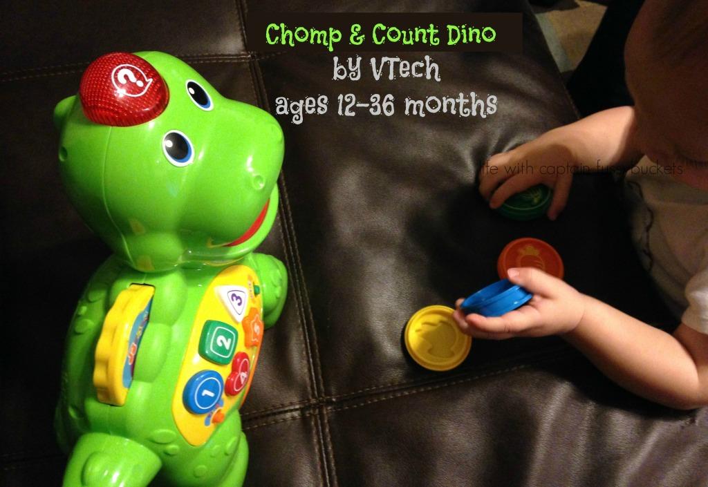 Chomp n Count Dino