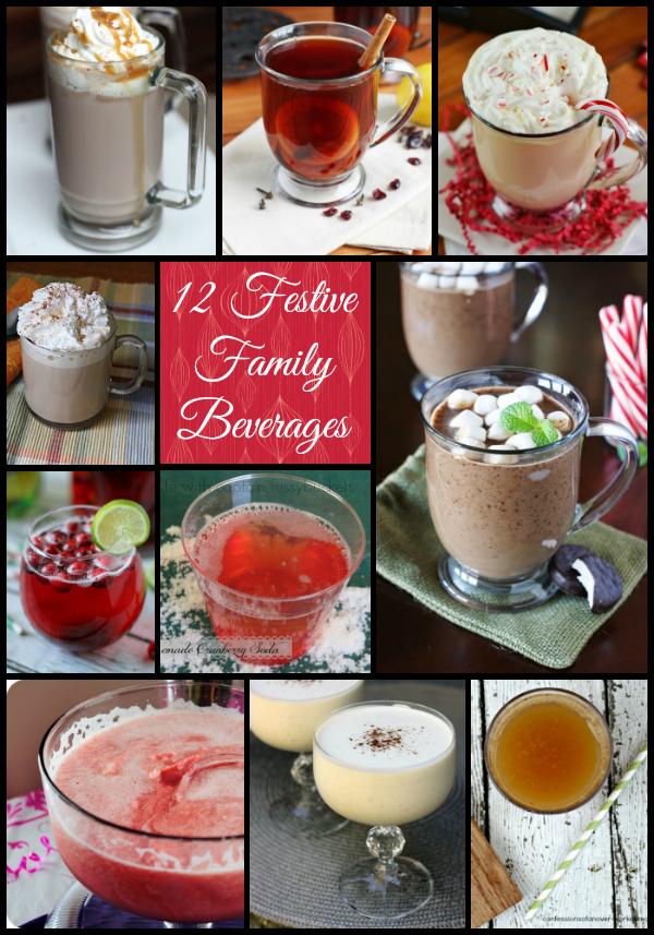 12 Festive Family Beverages