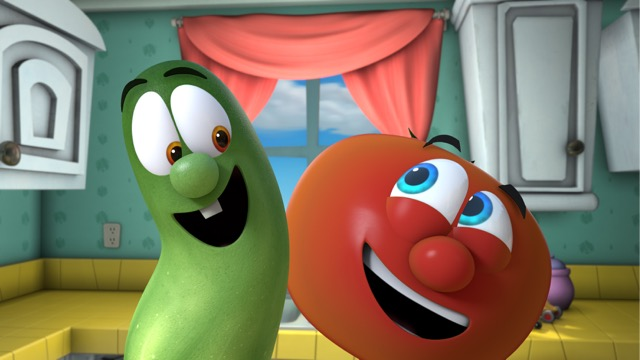veggie tales in the house 2