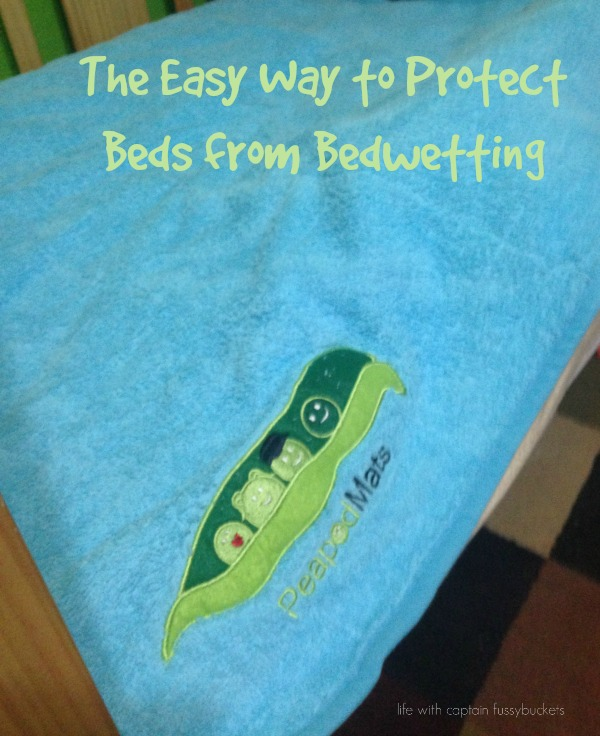 PeapodMats for Bedwetting
