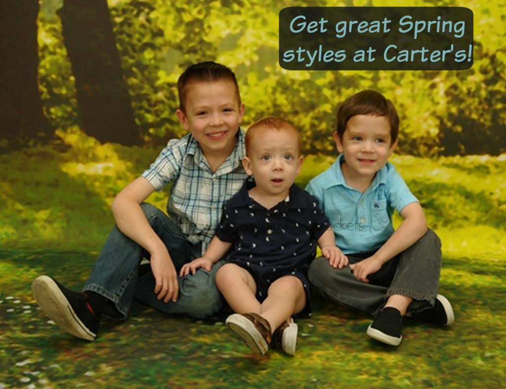 #SpringIntoCarters #IC