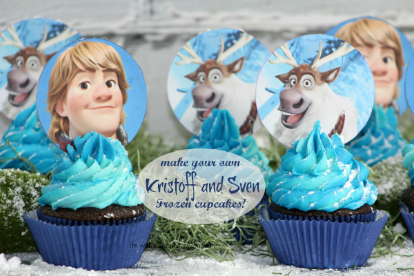 Men of Frozen: Kristoff and Sven
