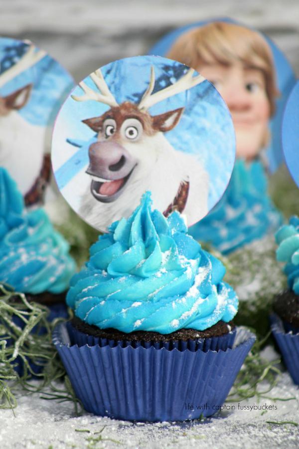 Sven Cupcakes